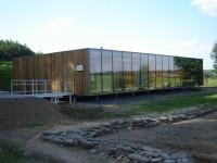 Pavillon d'accueil de Mageroy :: Architecte Thiry Jean et Braune Magalie