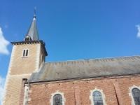 Amonines (rénovation du clocher):: Architecte Province de Luxembourg